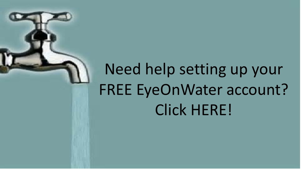 EyeOnWater Instruction link